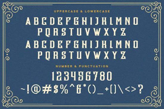 Hellios Gothic font download