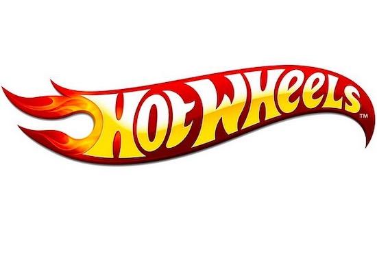 Hot Wheels font