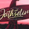 Jathselim font free download