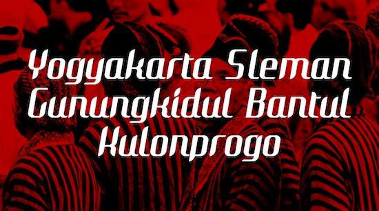 Jogjakartype font download