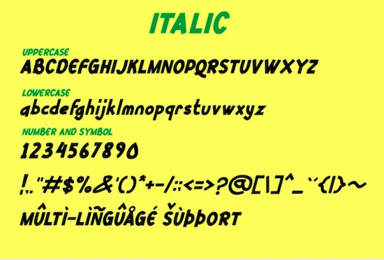 Kittsy Display font download
