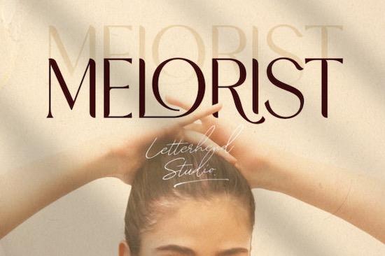 Melorist font free download
