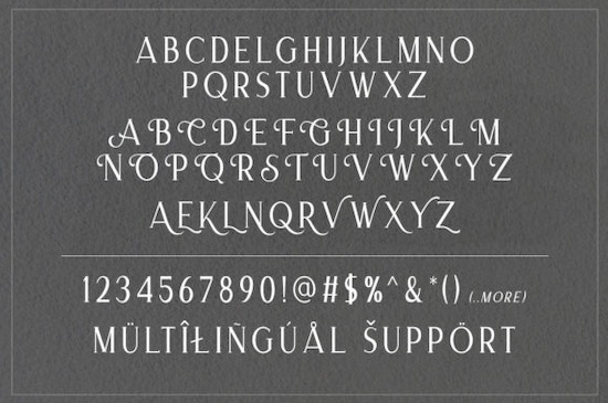 Merova font download