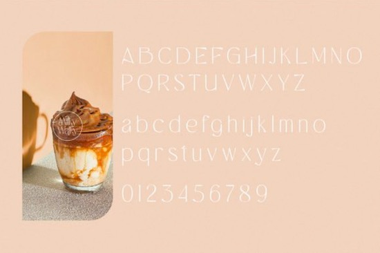 Milky Walky font download