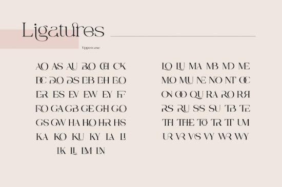 Miloner font download