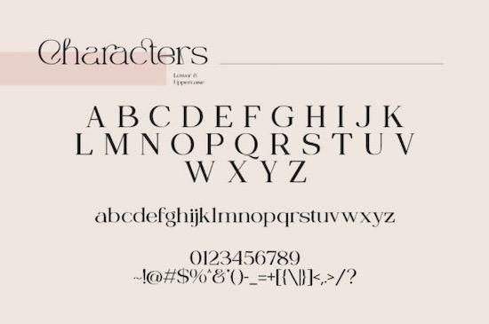 Miloner font free