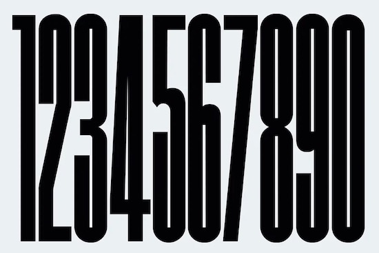 Neumatic Compressed font free