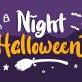 Night Halloween font free download