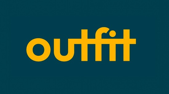 Outfit font