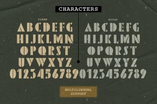 Pinmold font free download