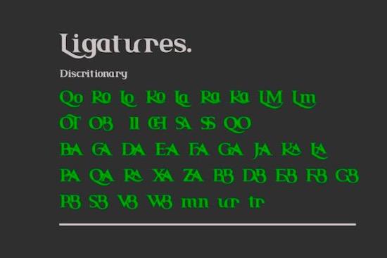 Qoric font download