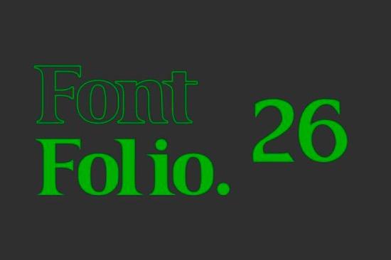 Qoric font