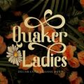 Quaker Ladies Font free download
