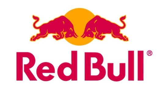 Red Bull Logo font