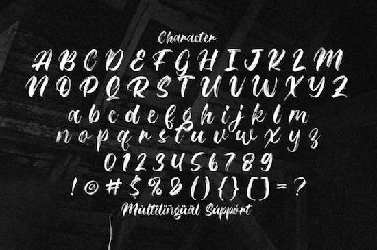 Riqage font download