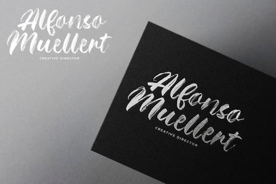 Riqage font free