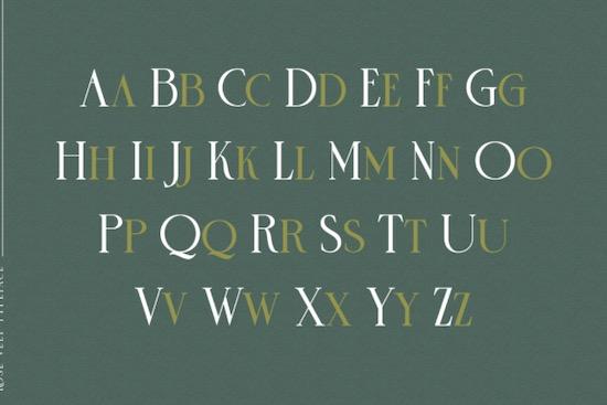 Rose Velt font download