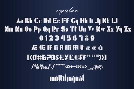 Roxy Vp font download