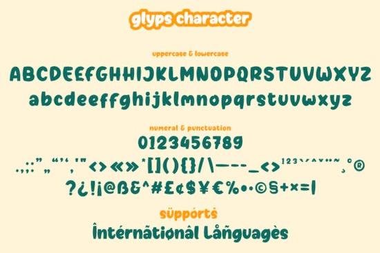 Starplayer font download