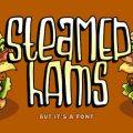 Steamed Hams Script font free download