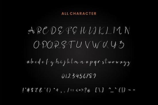 The Folk Font download