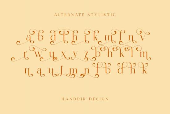 Wondershine font download