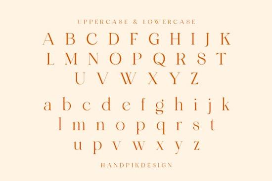 Wondershine font free