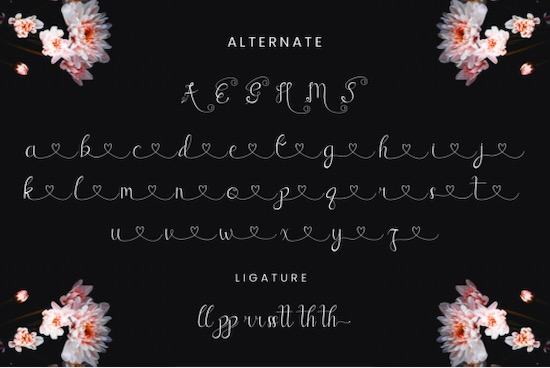Angellina Font free