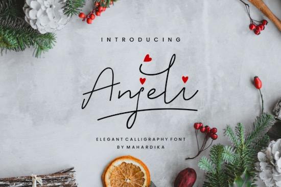 Anjeli Font free download