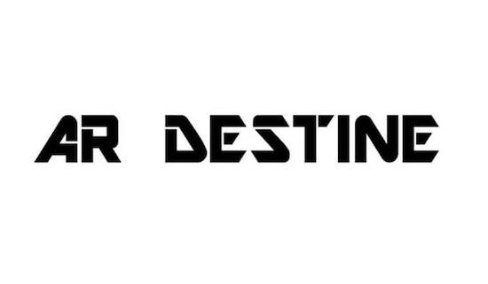Ar Destine Font free
