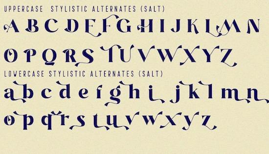Blastula Font download