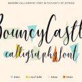 Bouncy Castle font free download