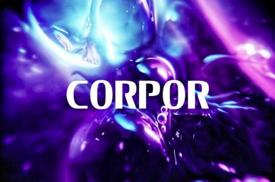 Corpor Font free download