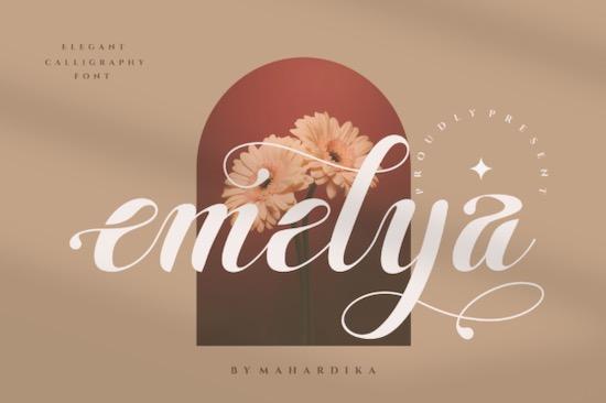 Emelya Font free download