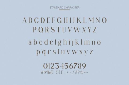 Granger Font free