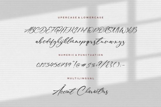 Gustavo Eastwood Font download