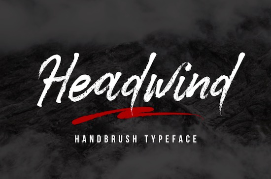 Headwind Font free download