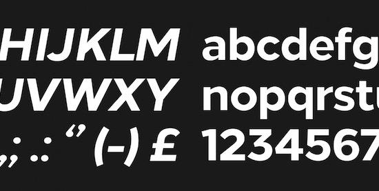 Loew font free
