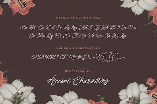 Luckangle Font download