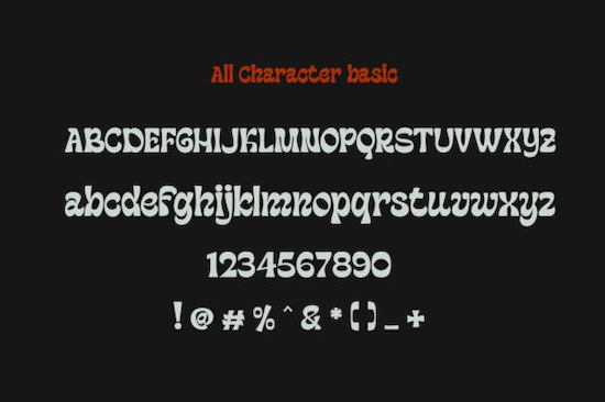 Machinkly Font download
