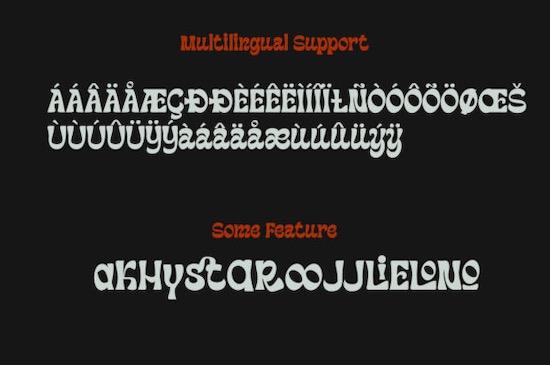 Machinkly Font free