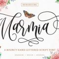 Marmia Font free download