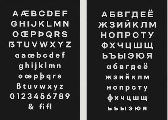 Mid Century Sans Font download