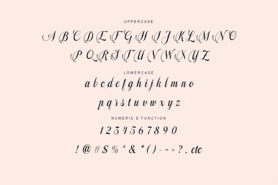 Million Harmony Font download