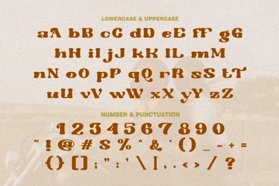 Morrello Font download