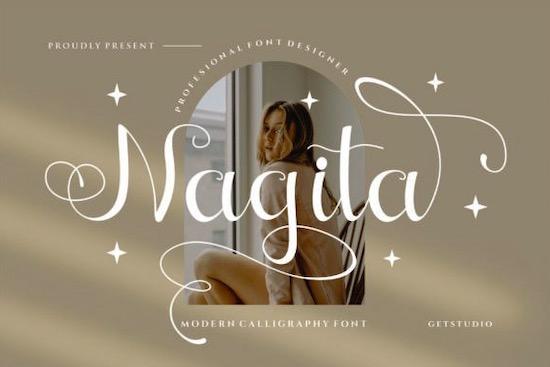 Nagita Font free download