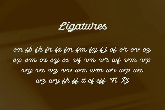 Novocane Mono Font free