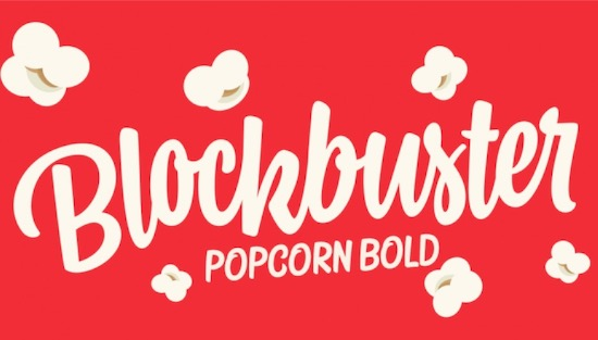Popcorn Font download
