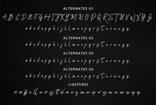 Rasthmon Font free