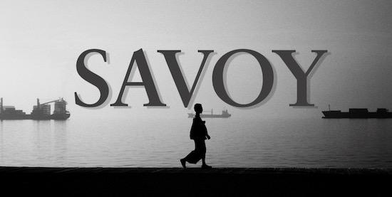 Savoy Font free